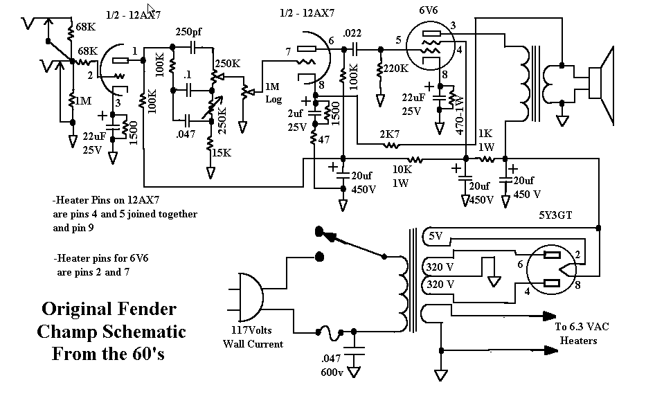 12ax7 6 3v filament wiring online schematic diagram rh yandex by