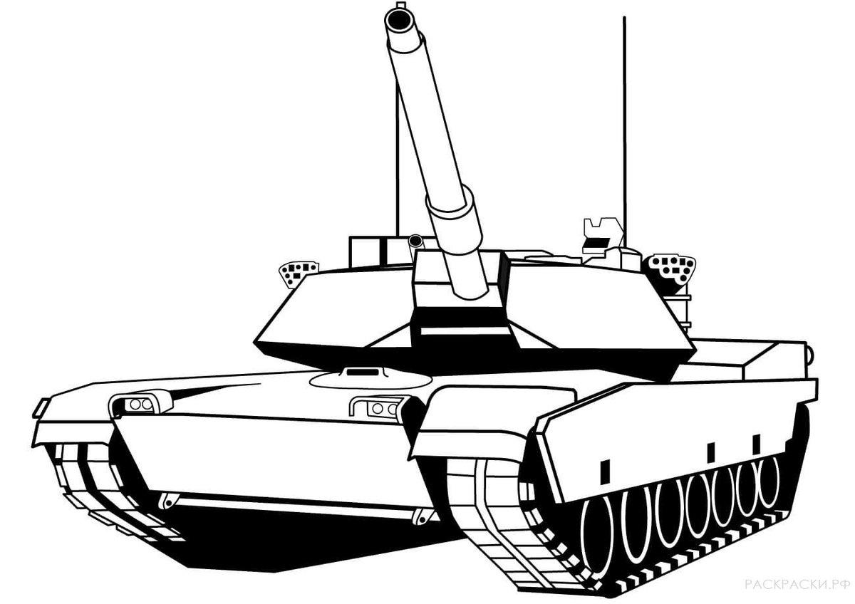 картинки для рисования танк разведение попугаев