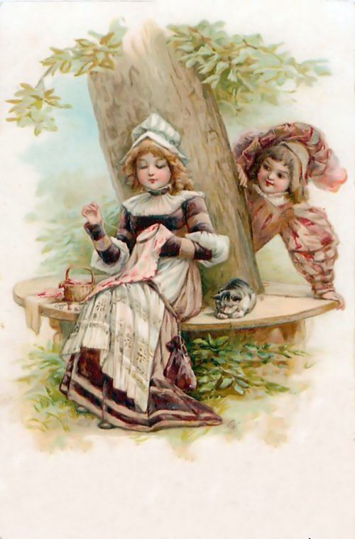 Старин открытки
