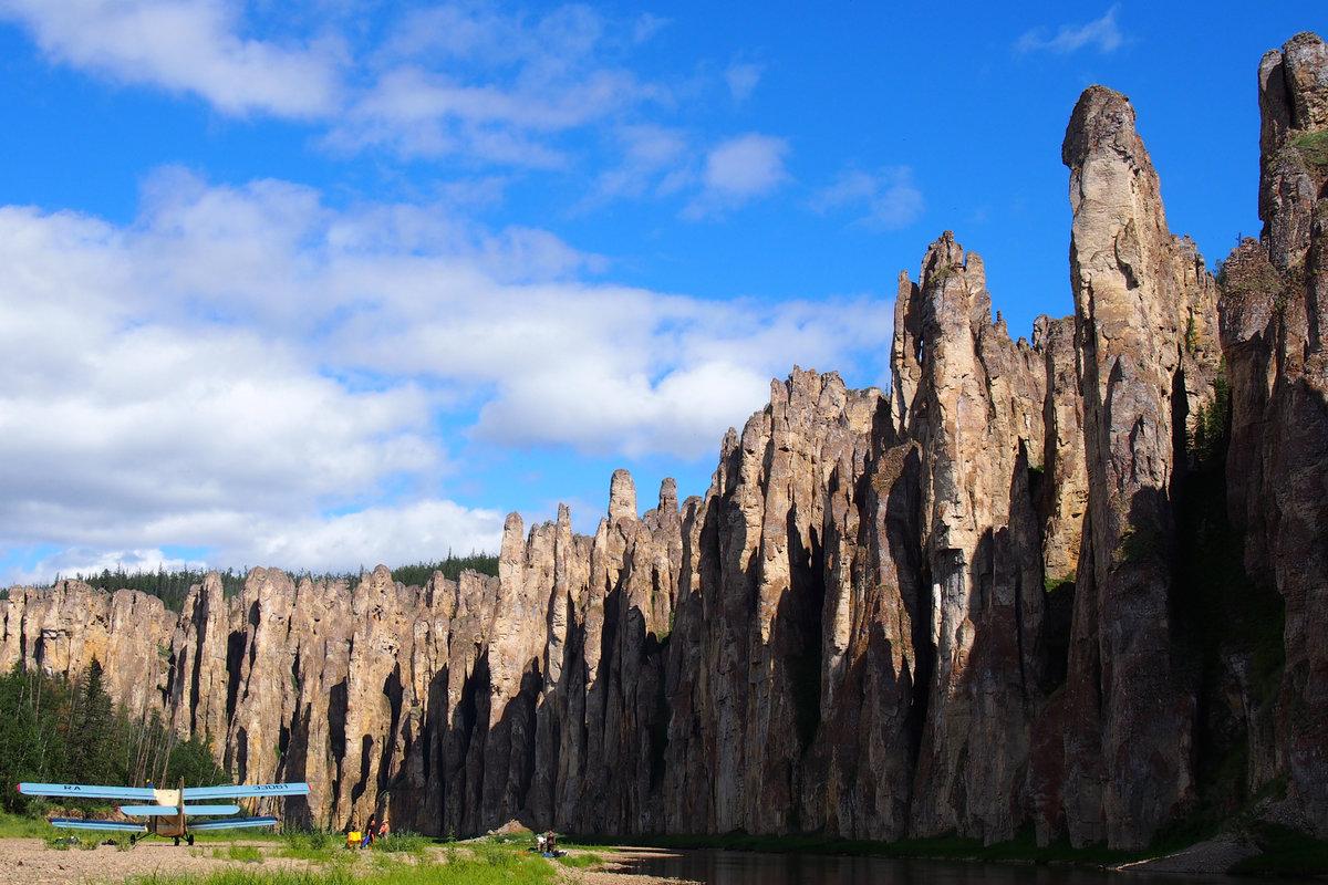 ленские столбы республика саха фото тематика, показная