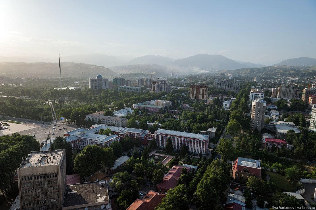 Картинка таджикистан город душанбе