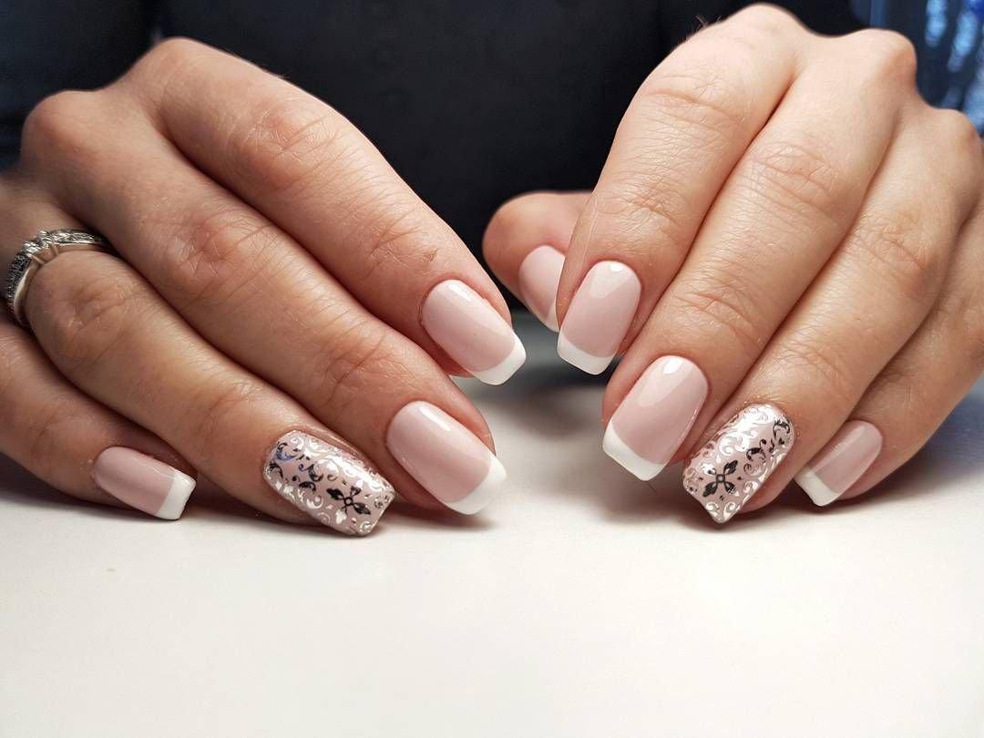 Короткие Ногти Дизайн Фото Весна
