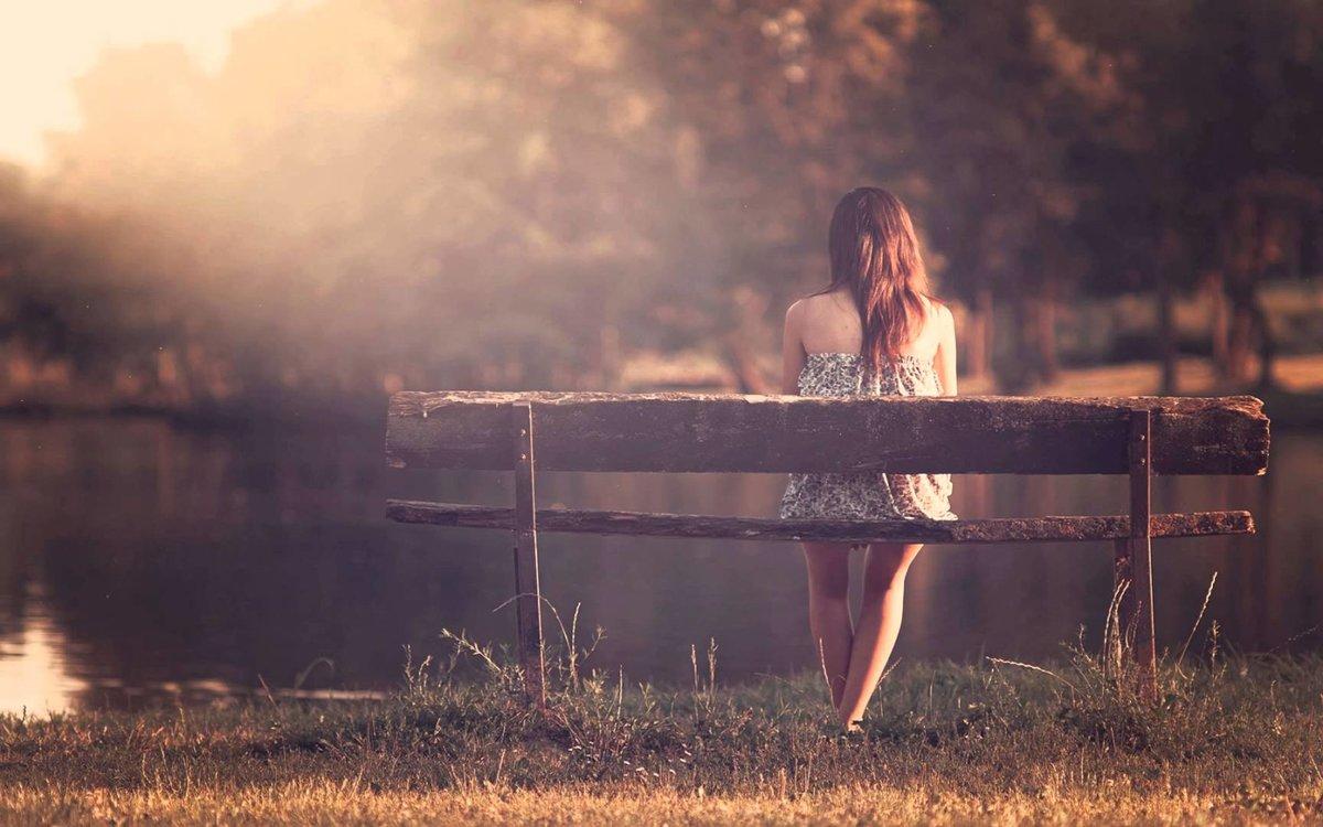 Одиночество в картинках для девушек