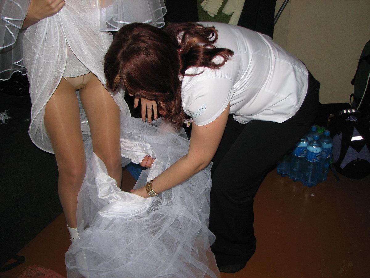 скрытая камера на свадьбе за невестой