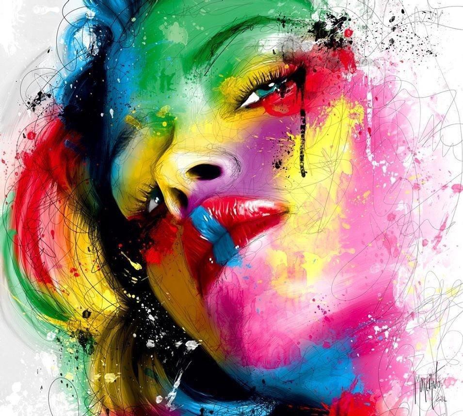 Картинка, креативные и красивые рисунки