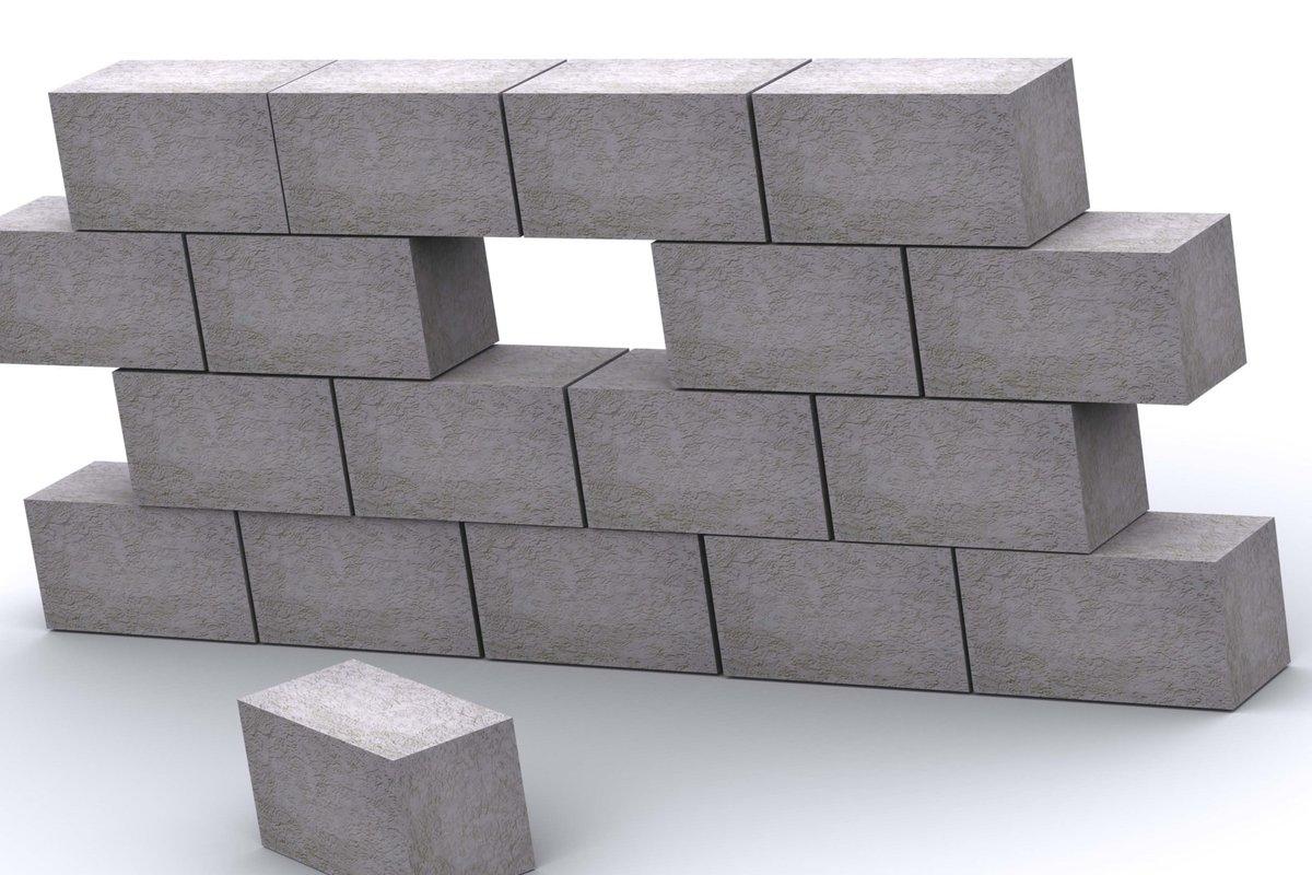 Газосиликатный блок картинка