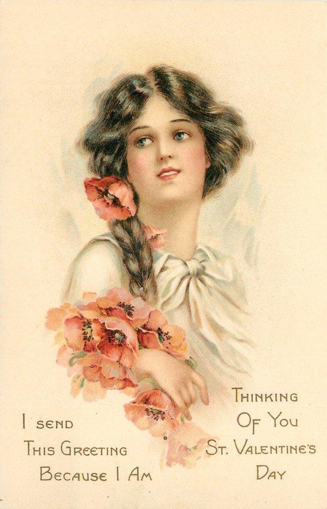 Добрый, красивые открытки милые дамы