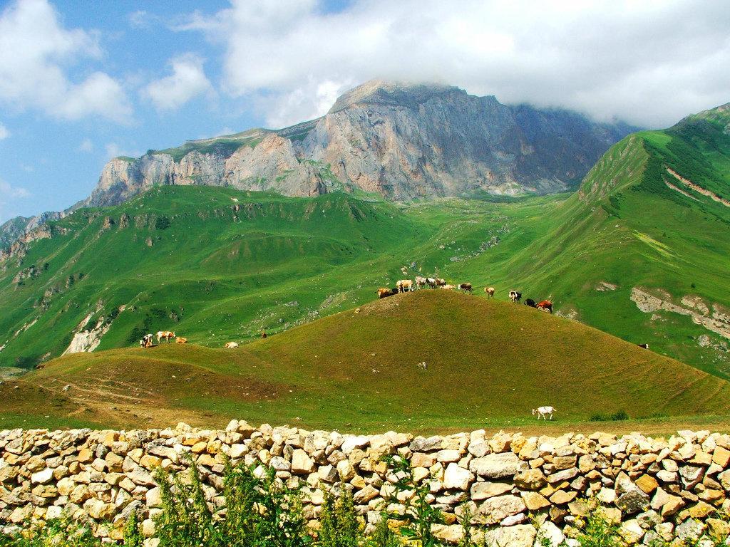 картинка с природой азербайджана