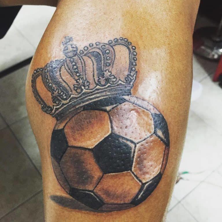 Картинки татуировок о футболе