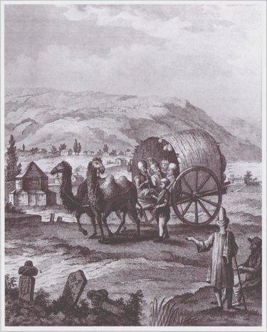 татары литография