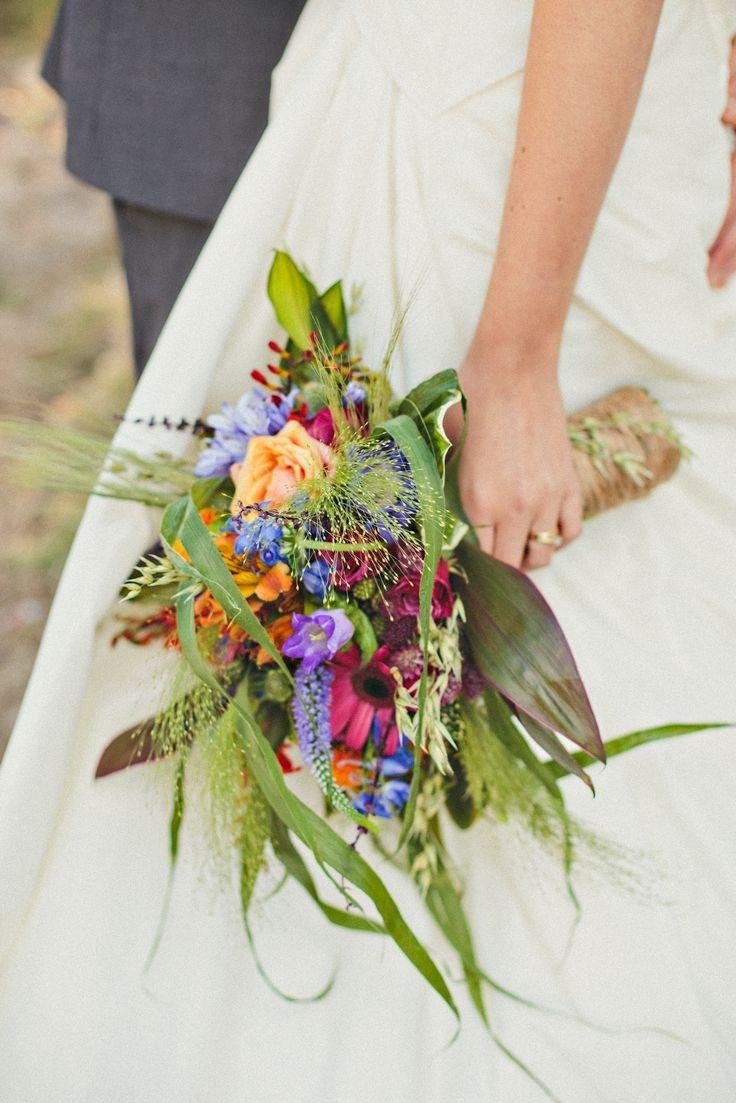 Букет невесты необычные цветы, букеты юбилей маме