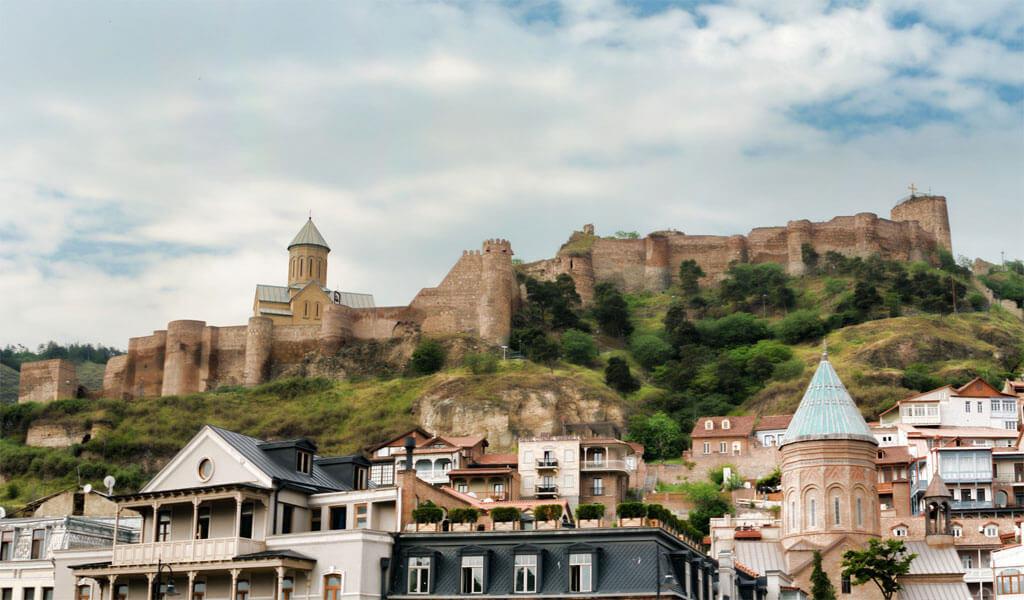 тбилиси и его крепость нарикала фото участковый поселку белоярску
