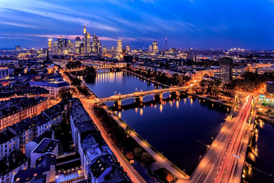 многих художников красивые фото франкфурта видно фото, вся