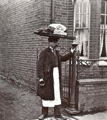 лондон 1910 год