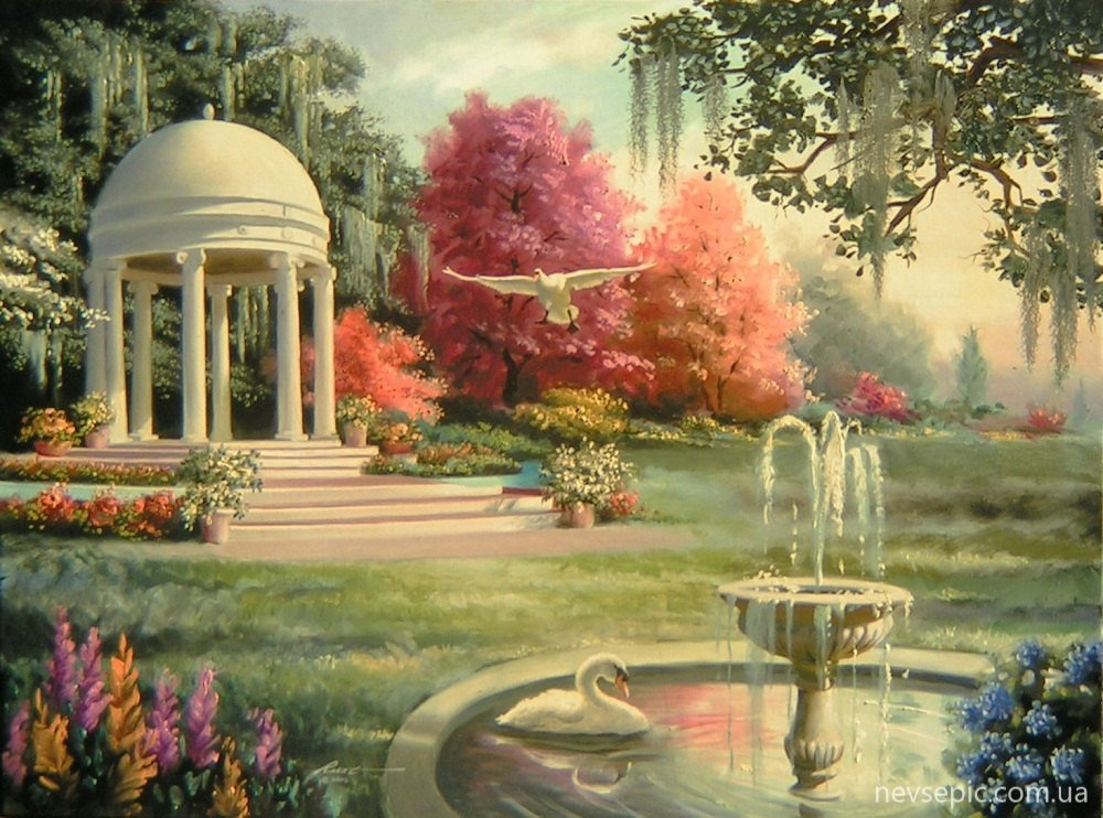 дальних сказочные картинки парков подробнее особенности