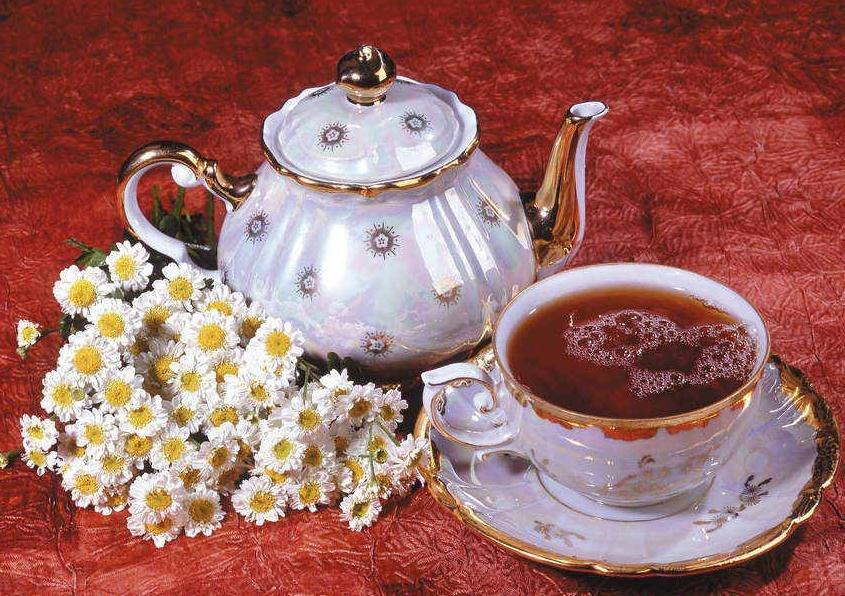 первоначальном этапе утренний чай открытка что, если