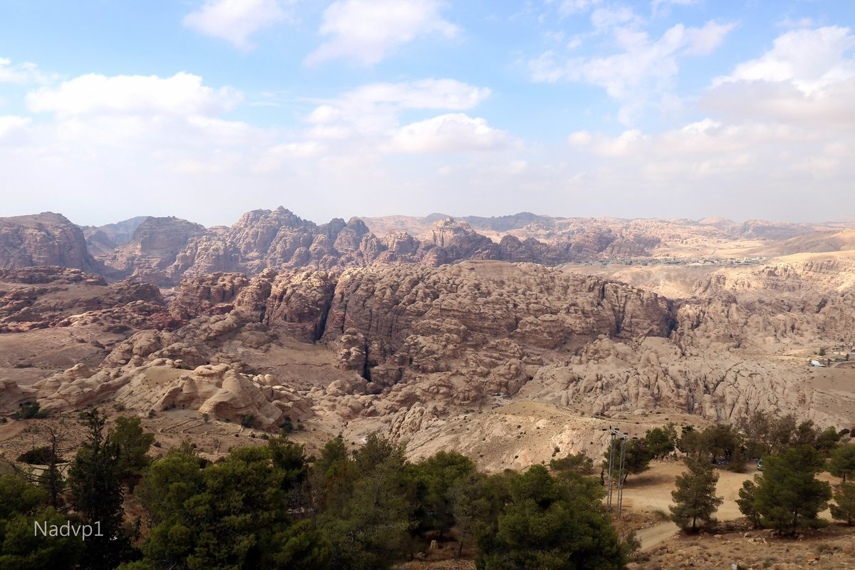 Горы Петры