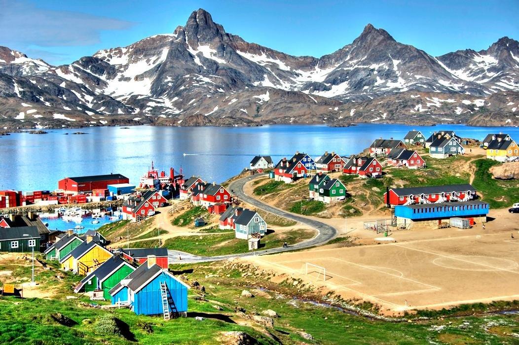 Гренландия столица это
