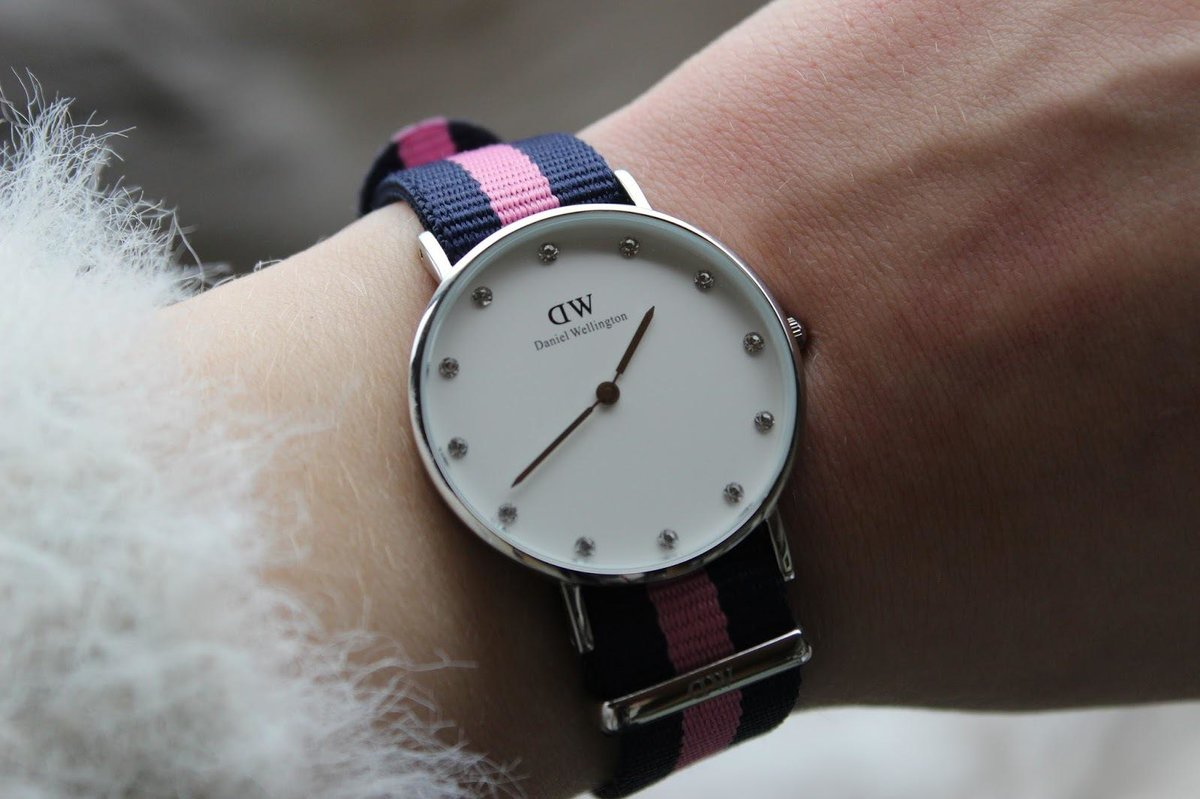 Часы daniel wellington - стильный аксессуар, который с легкостью дополнит любой образ.