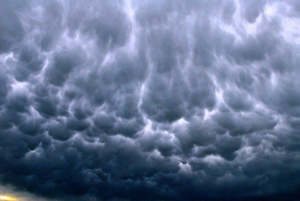 дымчатые облака