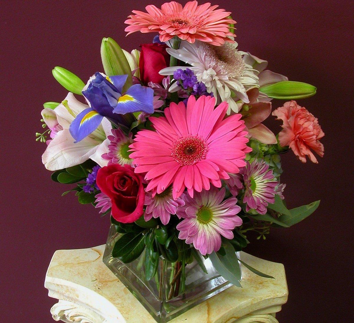 приемный яндекс картинки цветы на столе постарались совместить изысканный