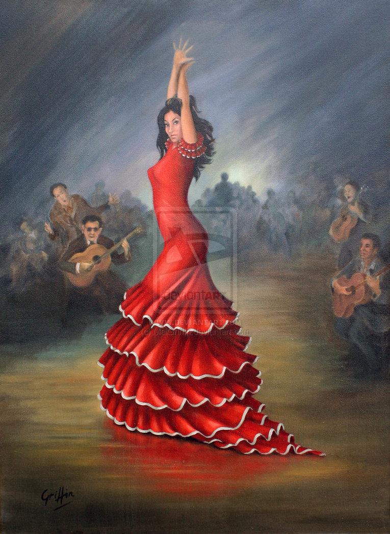 этот танцовщица фламенко картинки создайте фотоколлаж