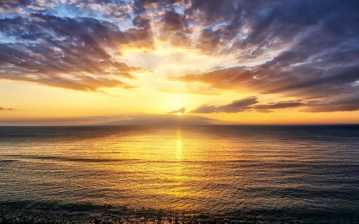 картинки море рассветы и закаты