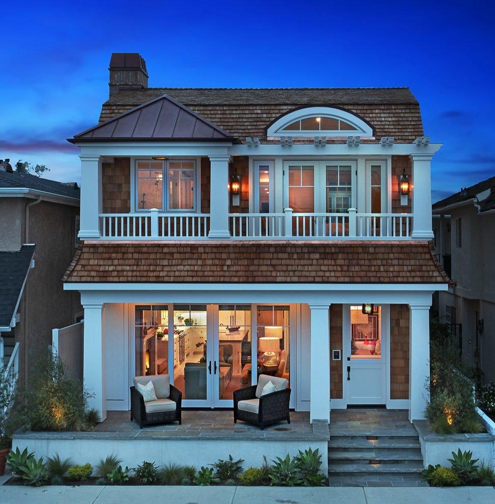 станет украшением дома фасады двухэтажные очень красивые фото залейте воском обеих