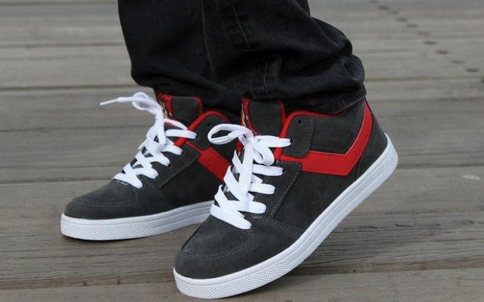 4df03a4f7 Значение достаточной устойчивости придаст подростку обувь на толстой  тракторной подошве » ...