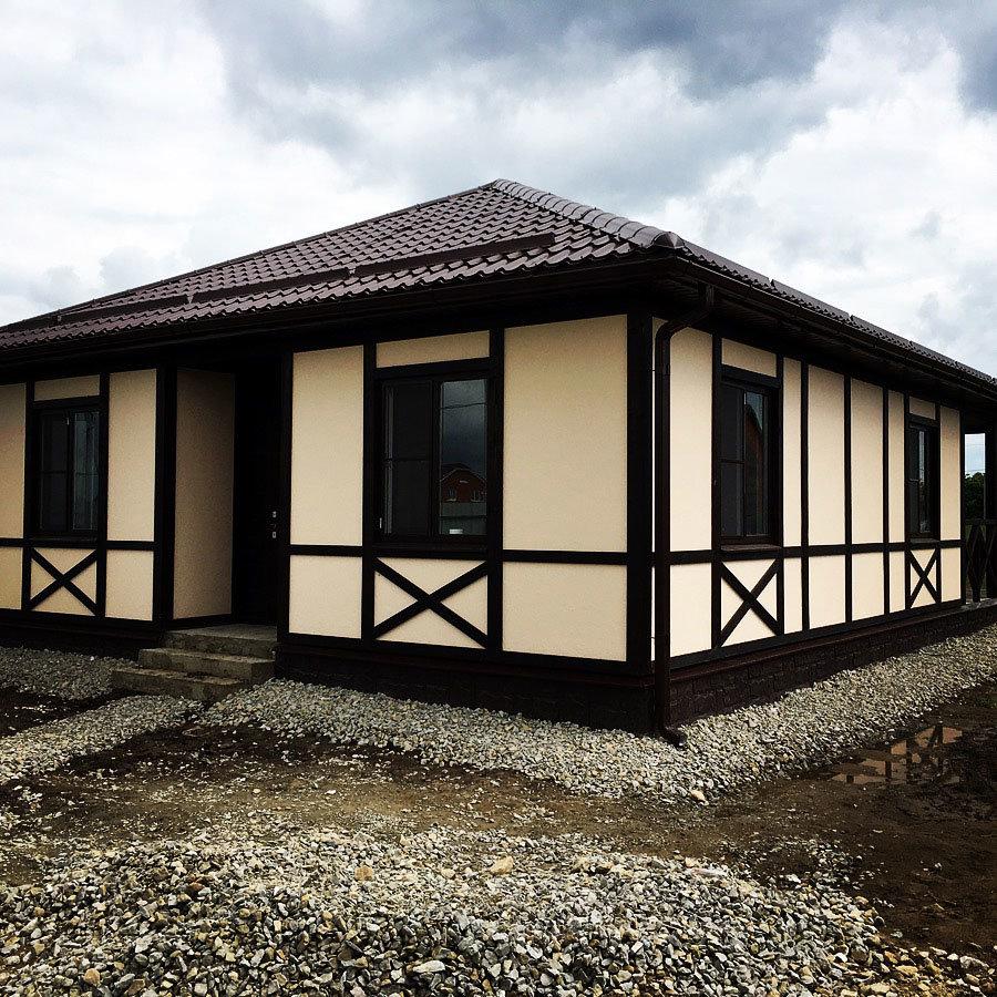 этот каркасные дома в краснодарском крае фото уже начала