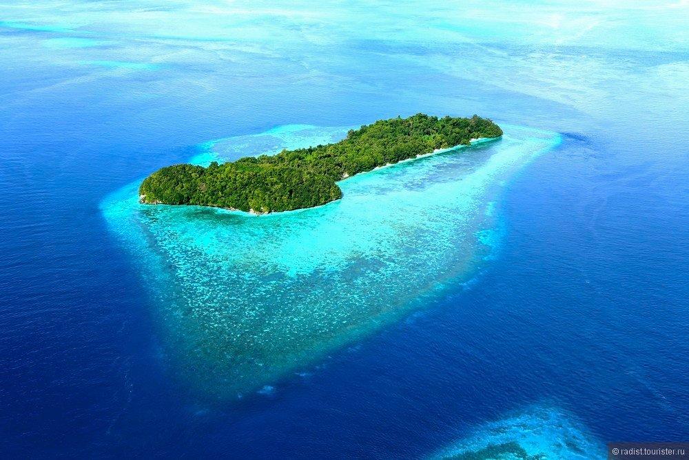 Океания острова картинки