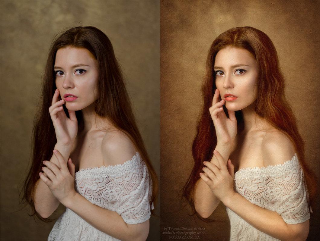 Обработка фотографий с ярким светом