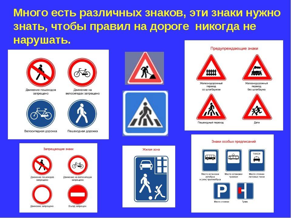 дорожные знаки для пешеходов картинки с пояснением распечатать расскажите