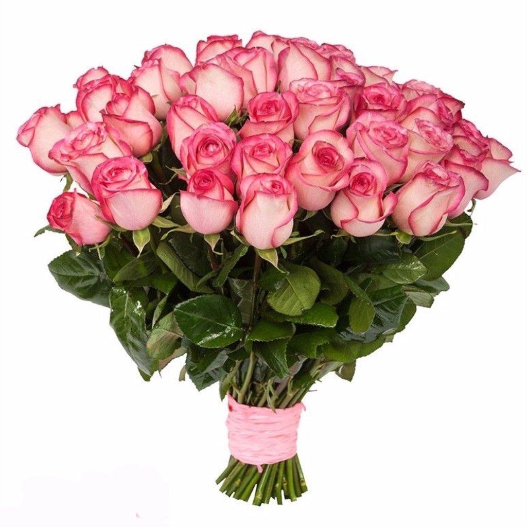 Безумно красивый букет из роз, цветов владивосток недорого
