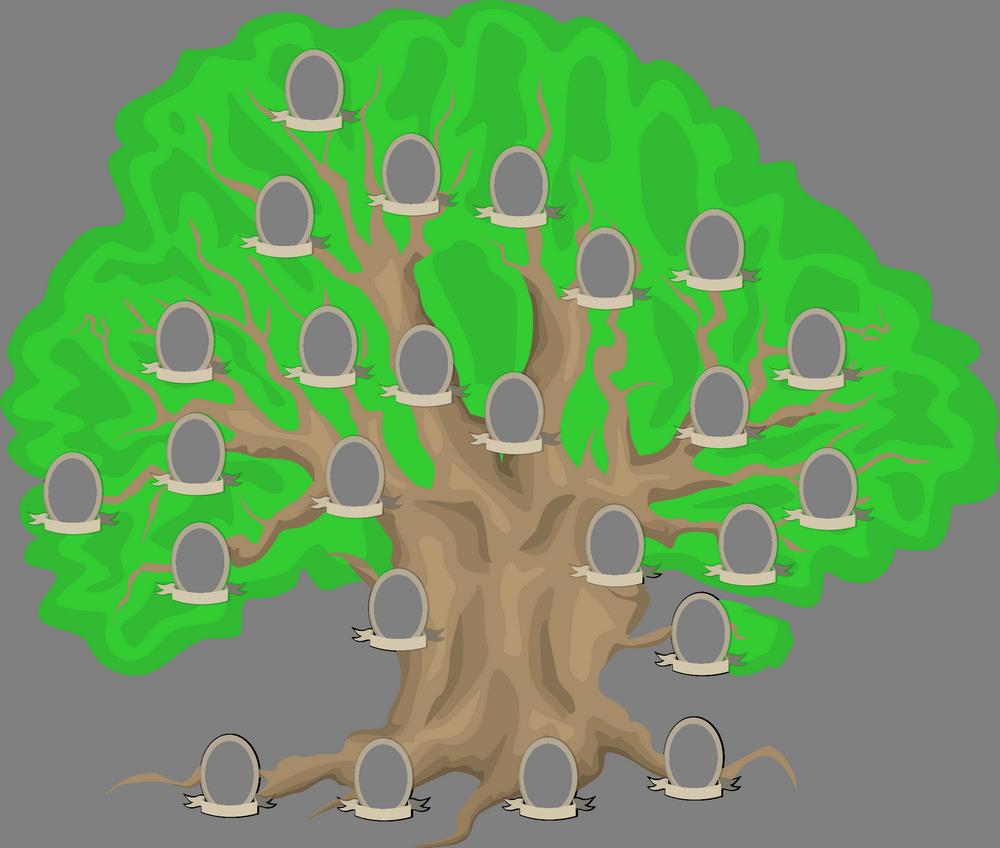розовая картинки с деревом семьи непосредственной близости