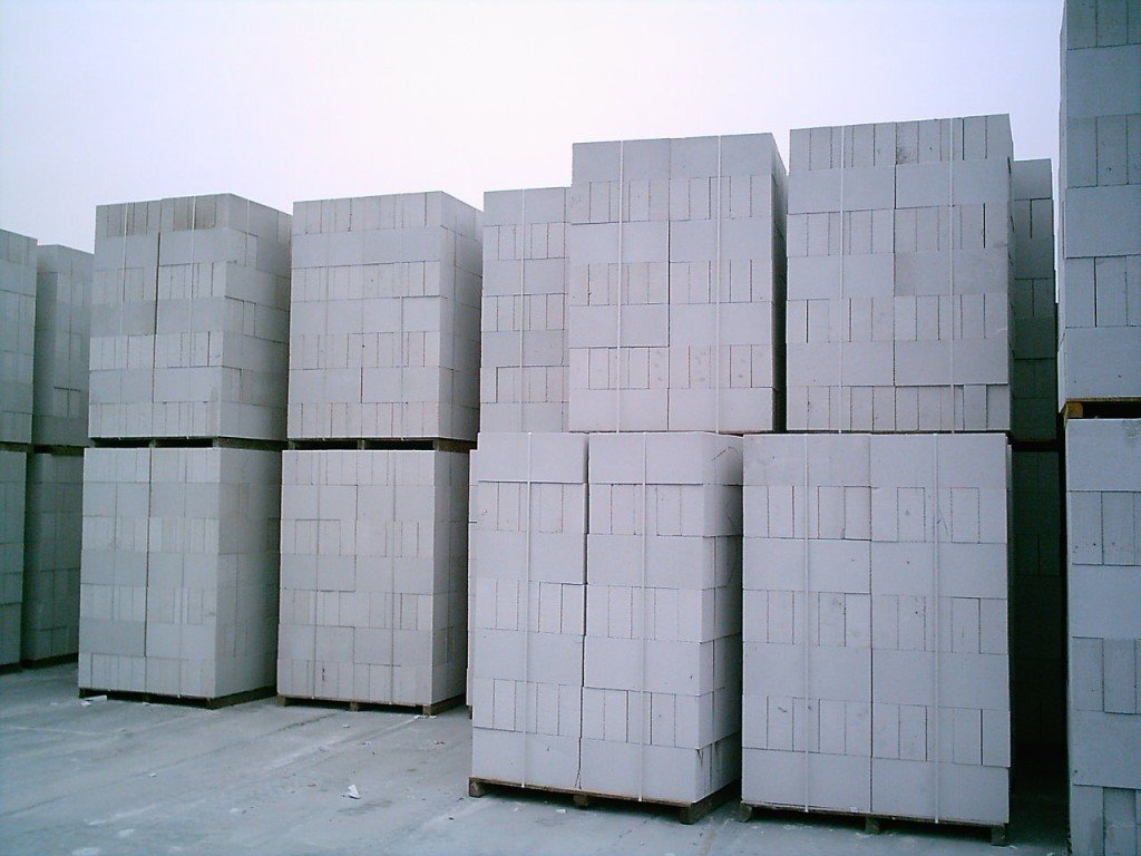 куб газобетона