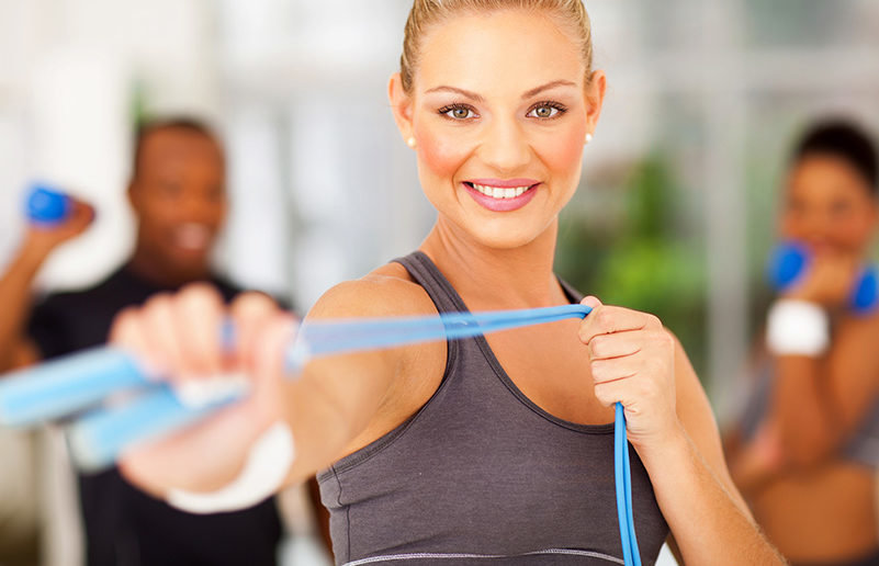 Интенсивная тренировка похудения