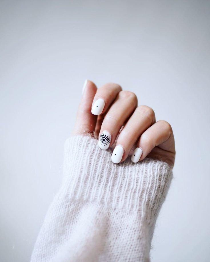 торжественное картинки белых ногтей на руках мириманова собственном опыте