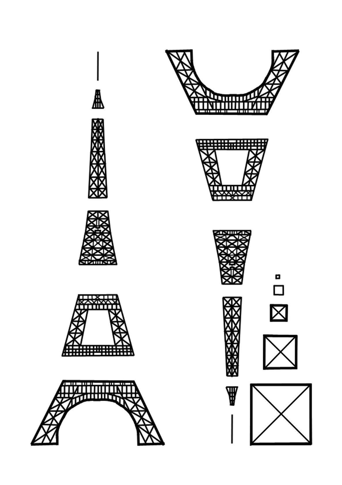 Картинки для 3д ручки распечатать