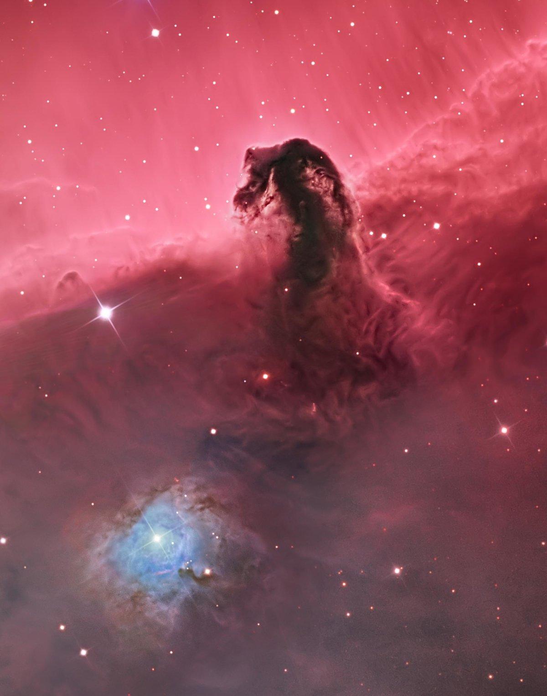 horsehead nebula pictures - 800×1018