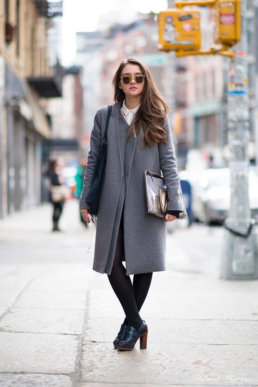 Обувь под пальто женское фото