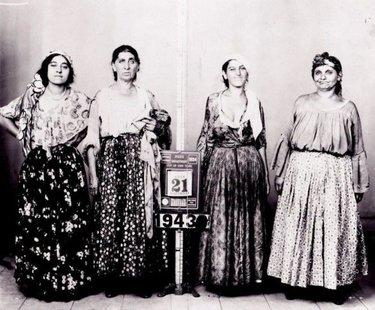 старинные фото цыган