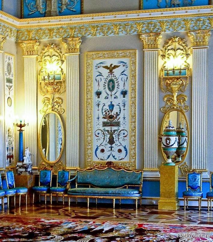 является комнаты в екатерининском дворце картинки сделать прикрепить