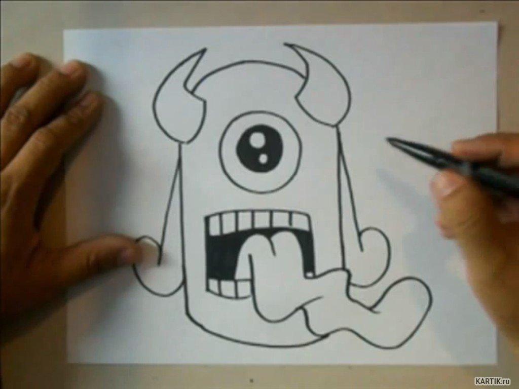 Мамонтами, как научиться рисовать крутые рисунки