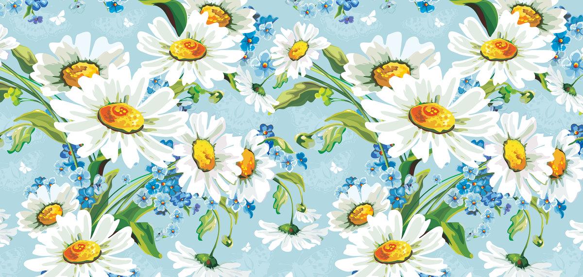 Картинка с цветами рисунок