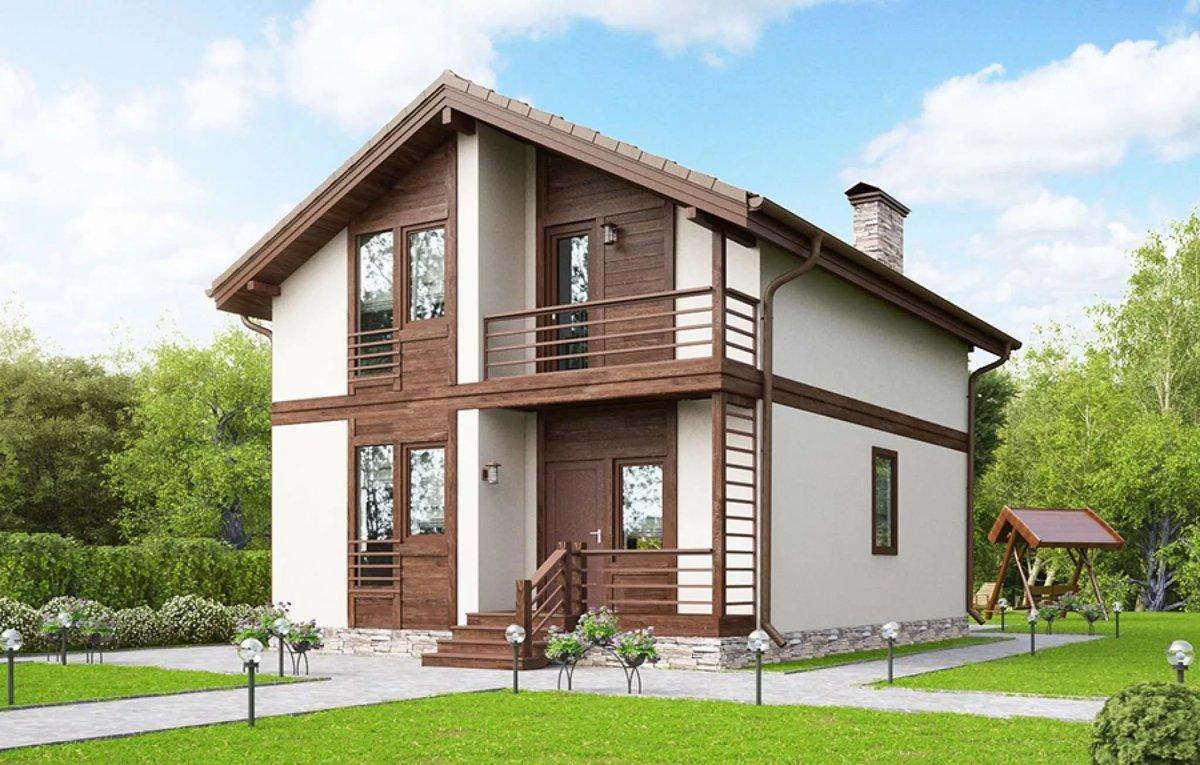 сколько обойдется построить дом