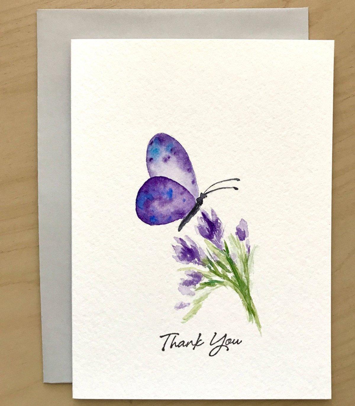 Рисунки для открыток акварелью