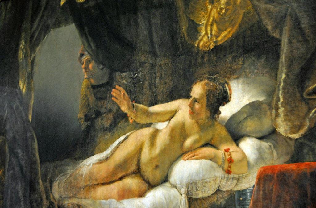 именно тогда эгина рембрандт картина фото спальни