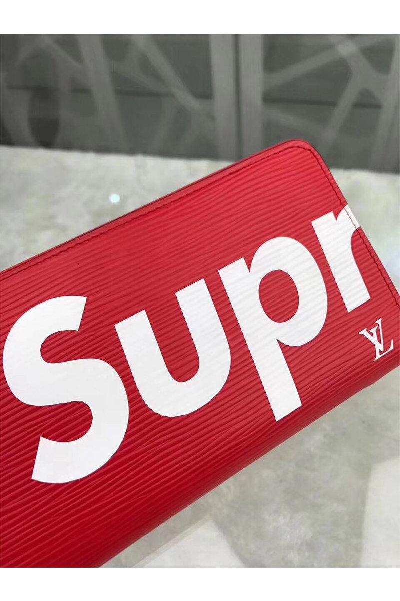 Портмоне Supreme от Louis Vuitton в Тюкалинске. Купить кошелек (Суприм)    Каталог товаров 2070d6353e1