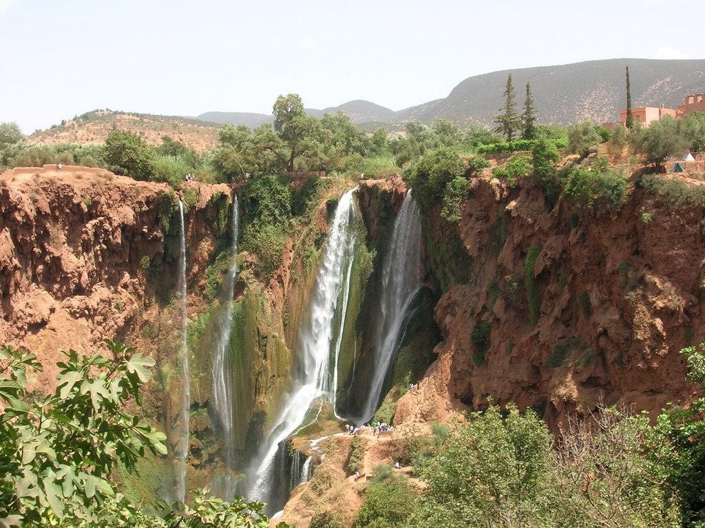 предполагают водопады томпсона фото только